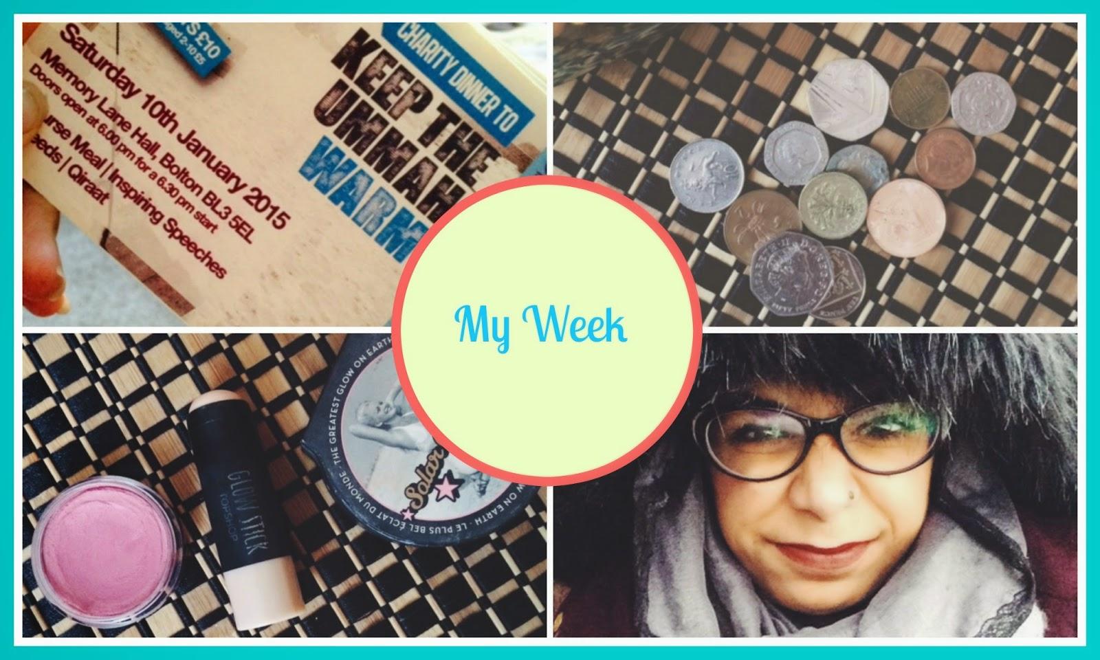 My-Week-20152