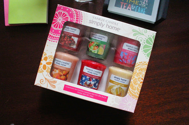 Yankee Candle Simply Home