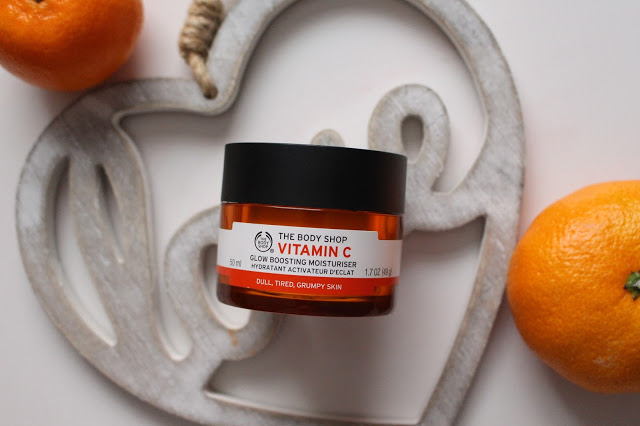 The Body Shop Vitamin C Glow Boosting Moisturiser