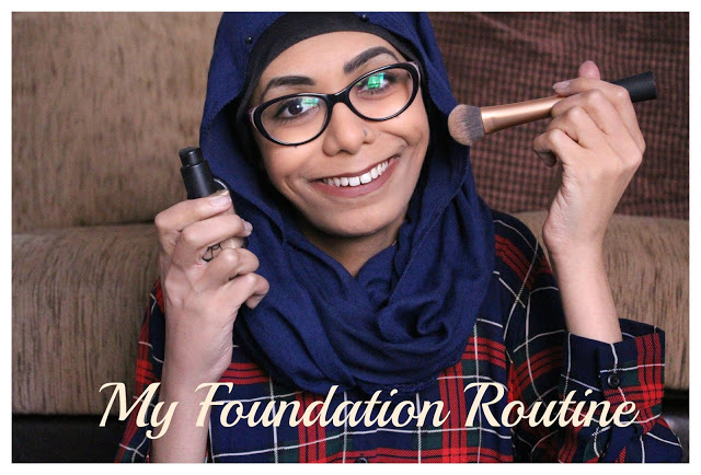 My-Foundation-Routine