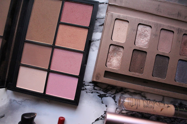 One Shocking Moment Palette