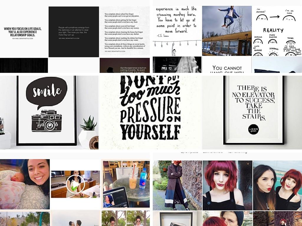 Five Motivational Instagram Accounts