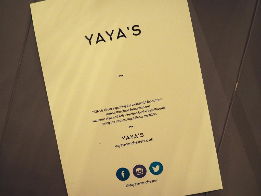 Yaya's Manchester