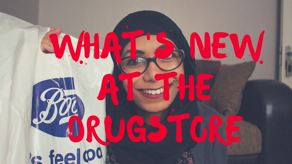 Whats new at the drugstore