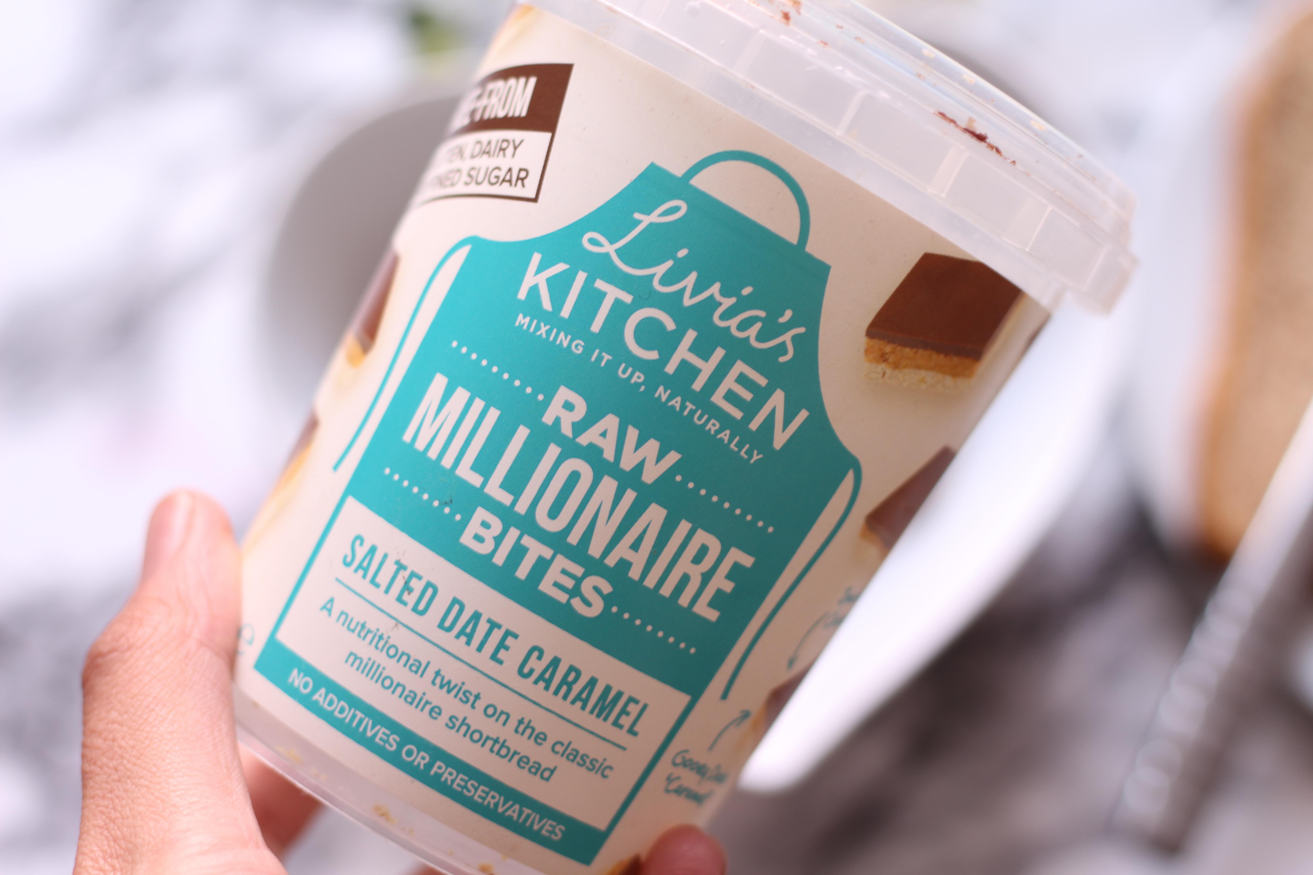 Wednesday Ramblings | Livia\'s Kitchen Raw Millionaire Bites ...