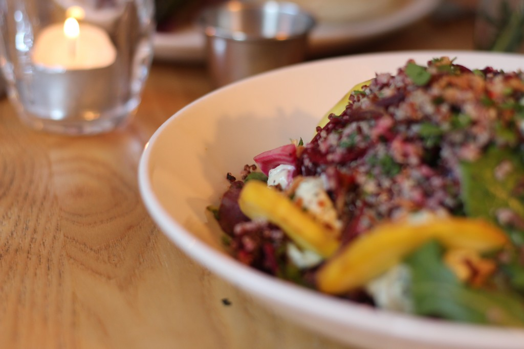 Bulgarwheat Salad