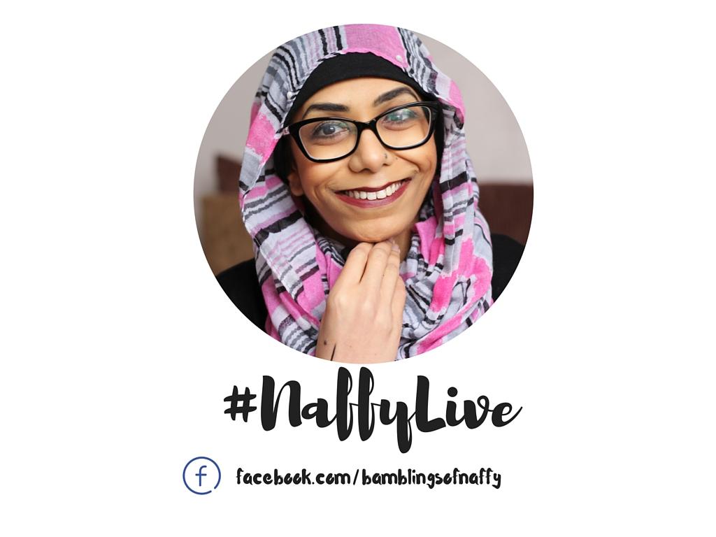 #NaffyLive