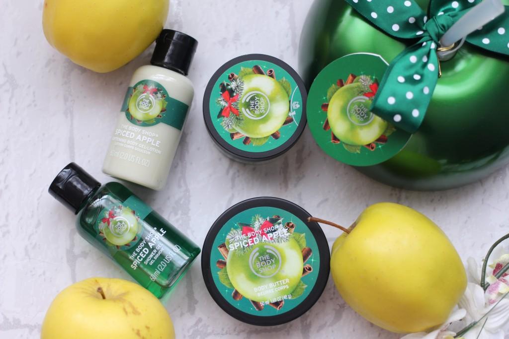 The Body Shop Spiced Apple Tin