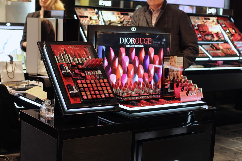 Dior rogue lipsticks