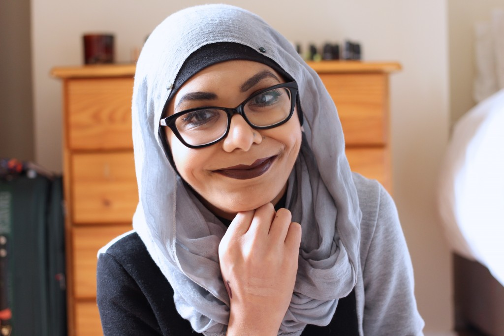 Liquid lipstick review