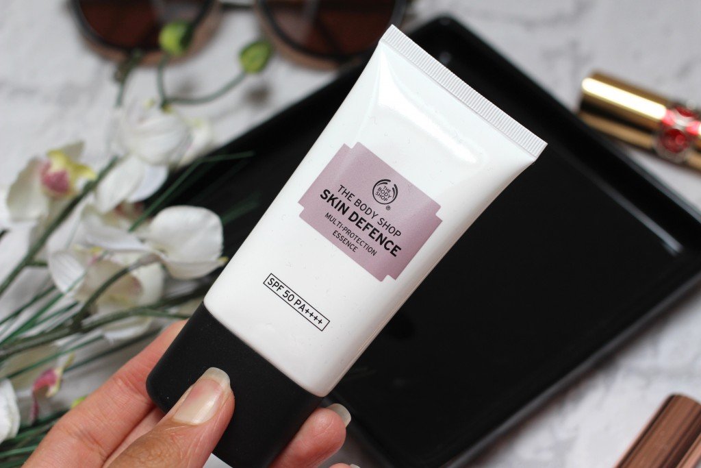 The Body Shop SPF 50
