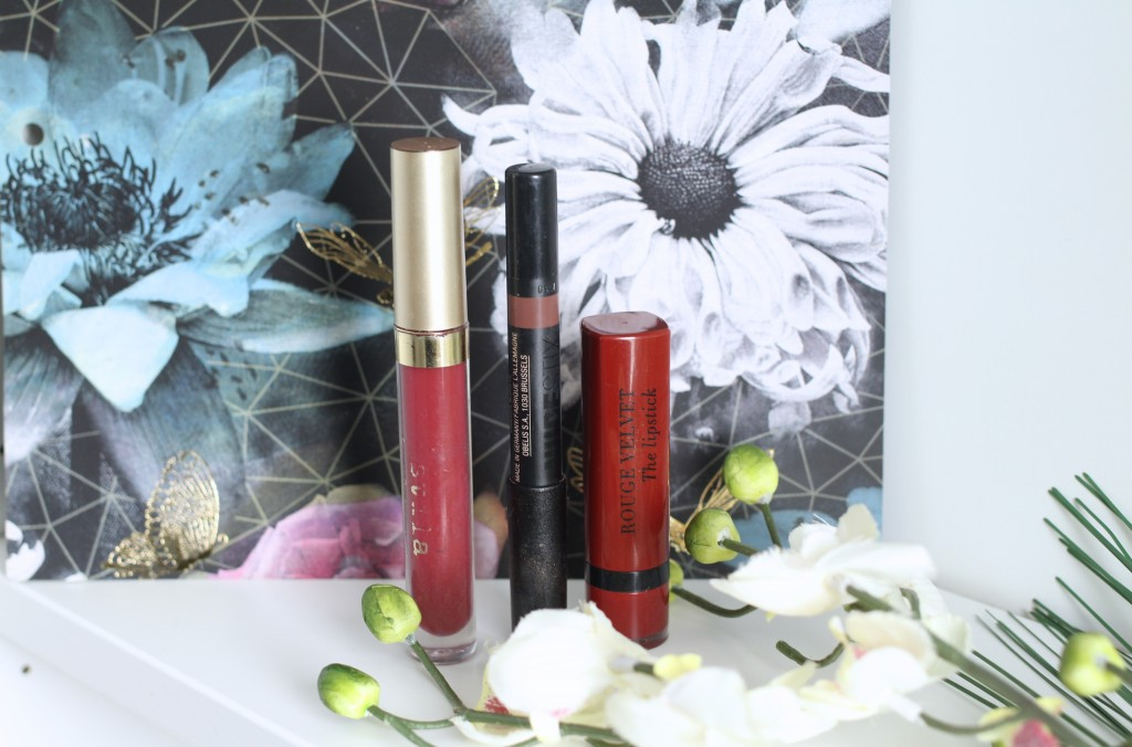 Three Brown Lipsticks to try now