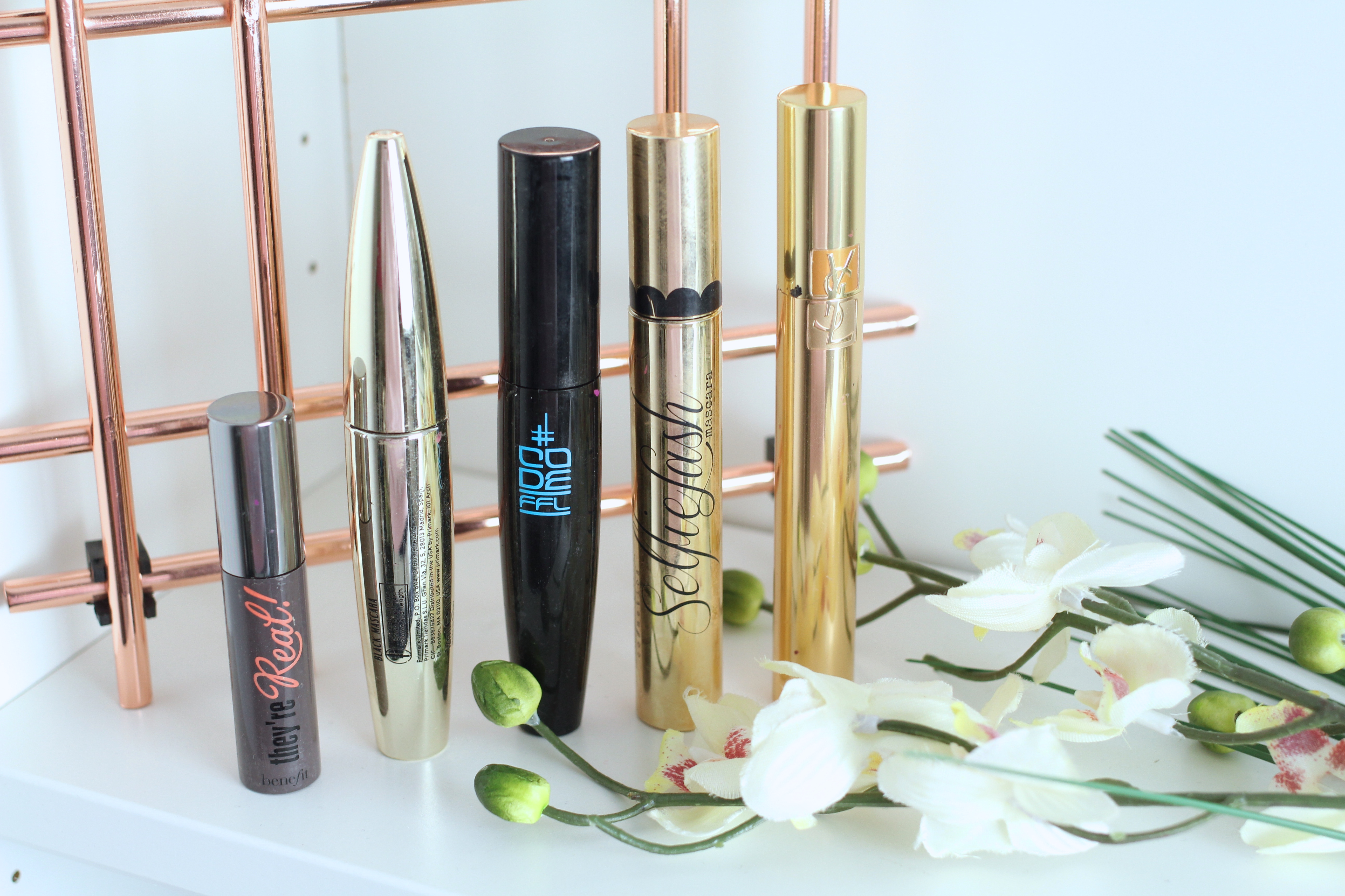 b1ad68fd538 Five mascaras you need in your collection| Review - bamblingsofnaffy