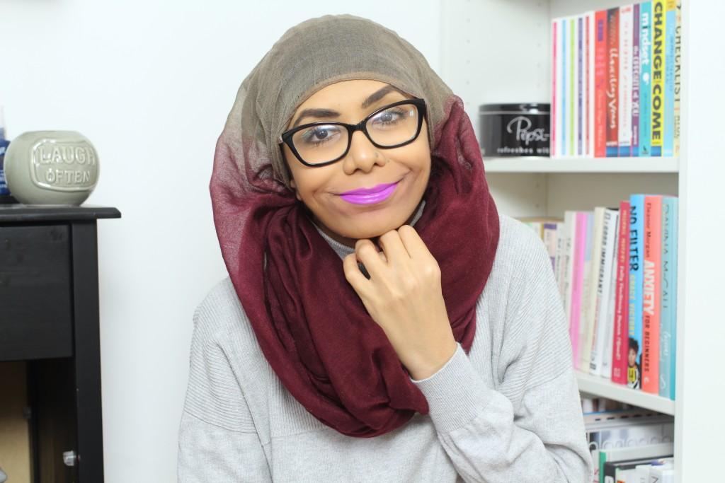 Stila Stay All Day Liquid Lipstick swatch