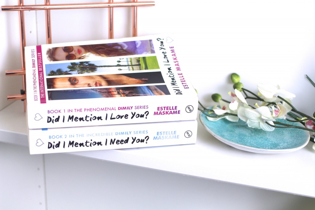 Did I mention I love you book review