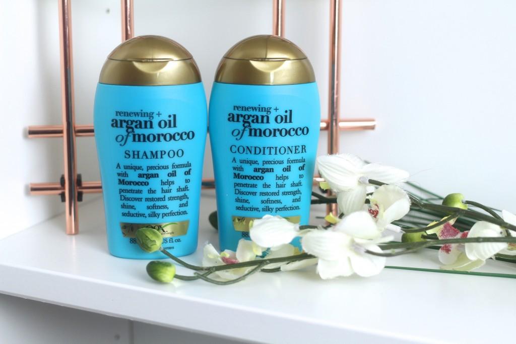 OGX Shampoo review