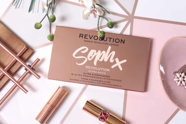 Soph x Make Up Revolution