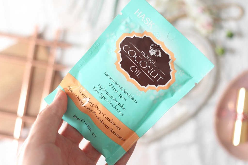 HASK Haircare review