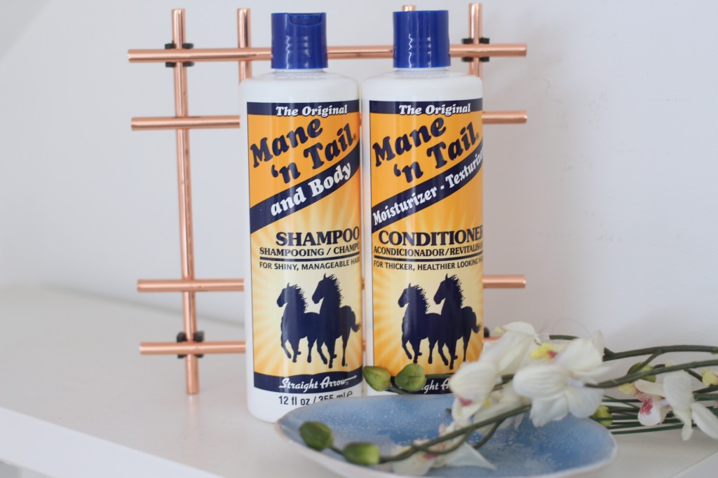 Mane n Tail Shampoo and Conditioner