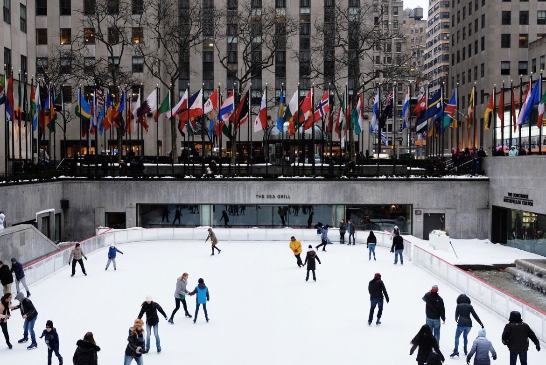 Ice Skating London