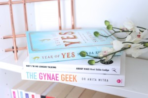 Year of yes book review