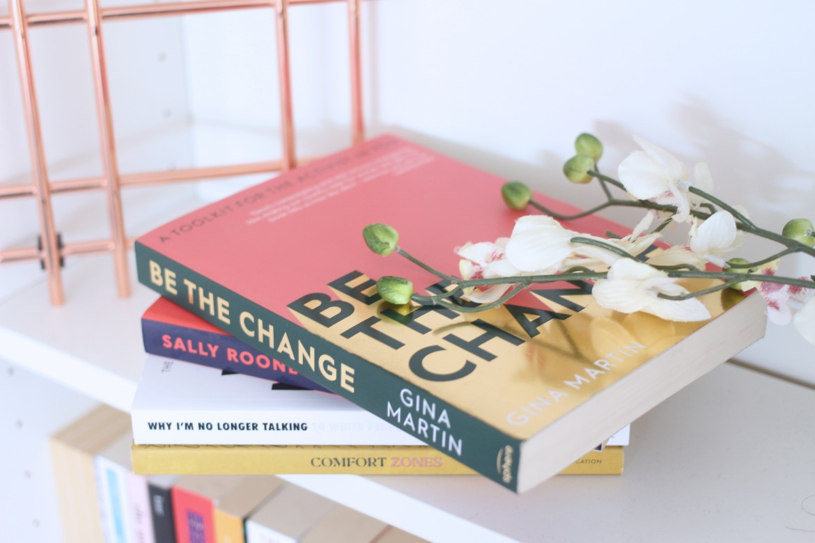 Be the change review