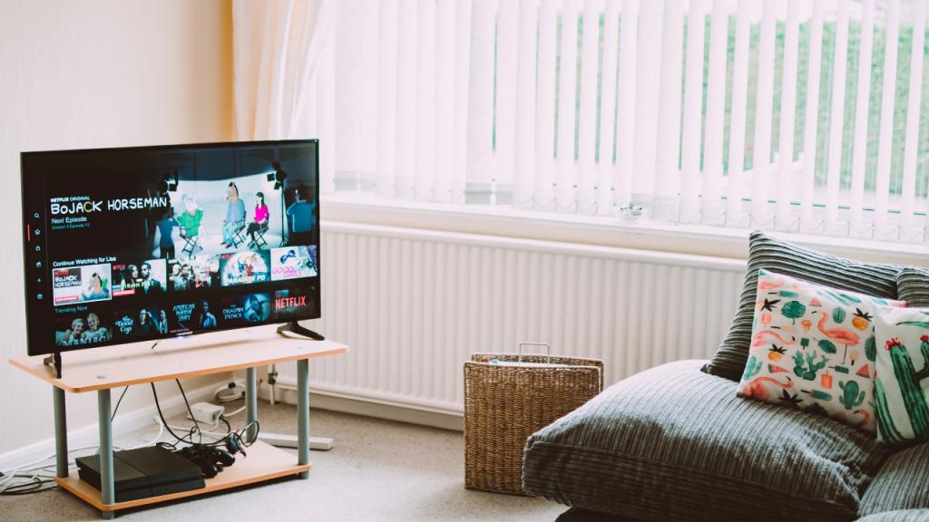 Rewatching TV